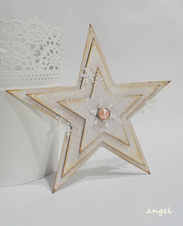 zawieszka gwiazda