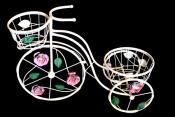 Güllü Bisiklet çiçeklik 02