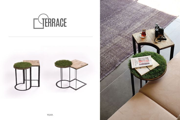 YuvaUrbanCollection No:1 #terrace It's a natural concept but with composite grass material. Is this a irony ? Yes... No! This is an illusion! More on www.studioyuva.com #coffetable #yuvastudio #sehpa #grass #grasswithfurniture #terrace #sehpa #tasarım #mobilya #çim #tasarımmobilya #design #designstudio #furniture #furnituredesign #concreate #concreatedesign #designoffice #designstudio #exhibition #exhibitiondesign #branding #product #productdesign