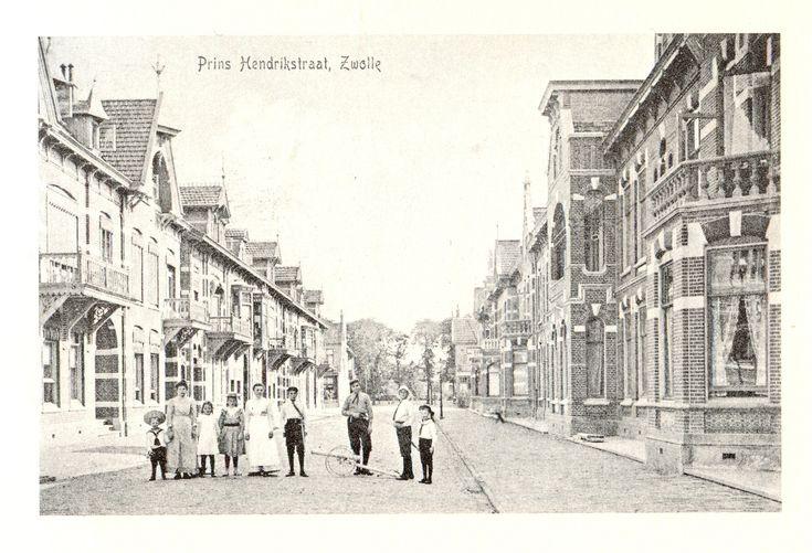 Zwolle, Prins Hendrikstraat