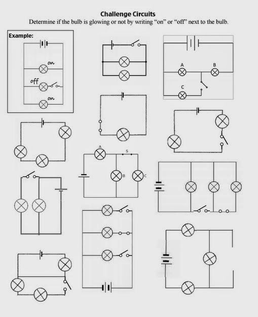 Teaching The Kid Series Or Parallel Circuits Series And Parallel Circuits Electricity Lessons Circuits Science