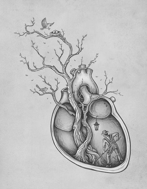 """""""Tree of Life"""" Art Print by Enkel Dika on Society6.... I want"""