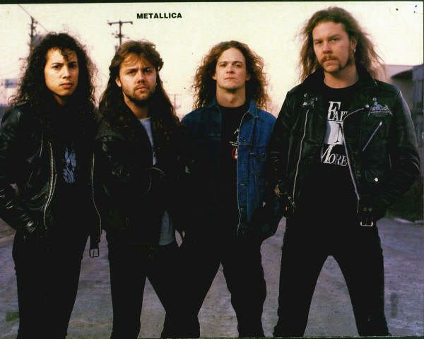 Metallica ♥ - 80s-music Photo love the hair and bad boy attude lol