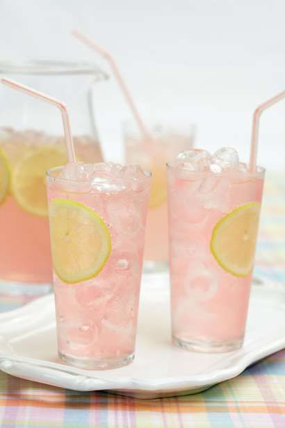 Pink lemonade recipe from Boutique Baking by Peggy Porschen | Cooked