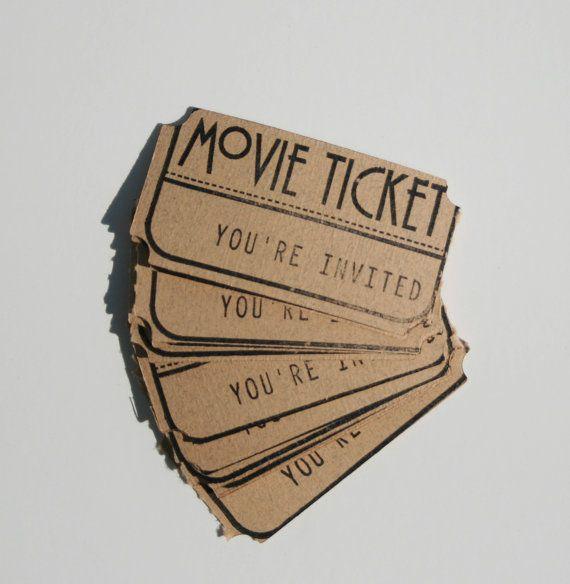 Best 25 Cinema Party Ideas On Pinterest Movie Theatre
