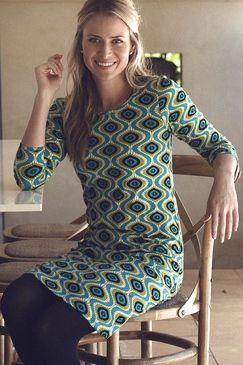 Lola Dress Affro Green