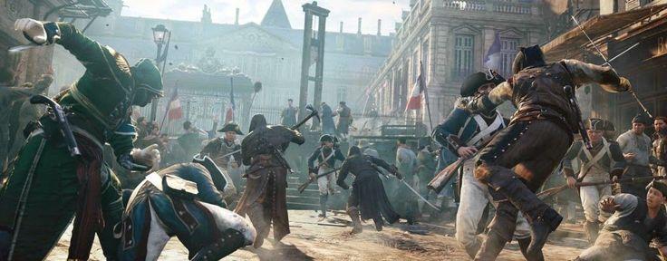 Distributor Komputer: Efek Khusus dari NVIDIA untuk Assassin'S Creed Uni...