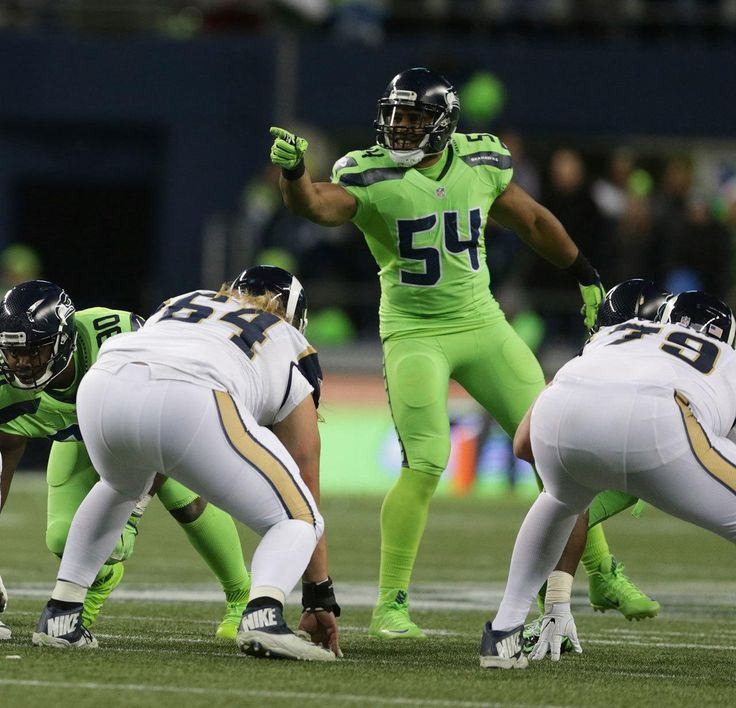 It got lost in the shuffle of Saturday's defeat at the hands of Arizona. But Seahawks middle linebacker Bobby Wagner set the team record for tackles in a season. PASSED 155 tackles!