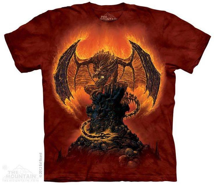 PRIKID - Harbinger of Fire T-Shirt, €37.00 (https://prikid.eu/harbinger-of-fire-t-shirt/)