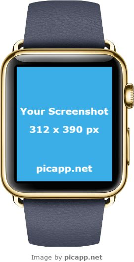 Your new iOS app deserves attention! Be ready to present it to your customers in a new, stylish way with Picapp.net. Put your app screenshot in this attractive Apple Watch in portrait position with just one click. All you have to do is to upload your app screenshot, Picapp.net makes the magic for you. Try it and tell us what you think!  #apple #nobackground #mockup #AppleWatch #smartwatch #picapp