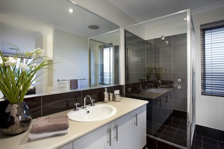 The portland a perth display home with all the features of a the portland a perth display home with all the features of a larger home display homes perth the bathroom pinterest home home design and the o malvernweather Images