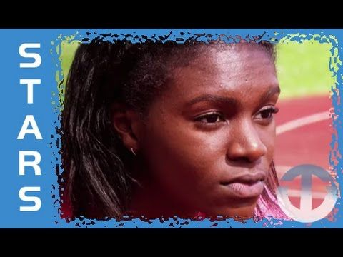 New Sprint Sensation Dina Asher-Smith | Trans World Sport