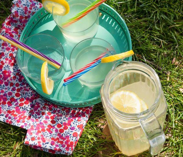 La citronnade, en été, je ne bois que ça. J'en prépare 2l et je la sirote tte la journée. C'est la meilleure des boissons rafraichissantes!!