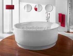 Wanna okrągła WO-ALT/EX wykonana jest z wysokiej jakości akrylu sanitarnego. Przestrzenna misa wanny zapewnia komfortową kąpiel dla dwóch osób. Elegancki design, wyjątkowy i niepowtarzalny kształt wspaniale prezentuje się w dowolnym miejscu salonu kąpielowego. http://www.e-budujemy.pl/altus_sanplast_wanna_okragla_wo-kpl-alt-ex_170x170isp_biew-_altus-_610-120-1770-01-000-_kolor_bialy_ew-_wymiary-_170x170_cm-_glebokosc-_50_cm-_pojemnosc-_348_l,61250p