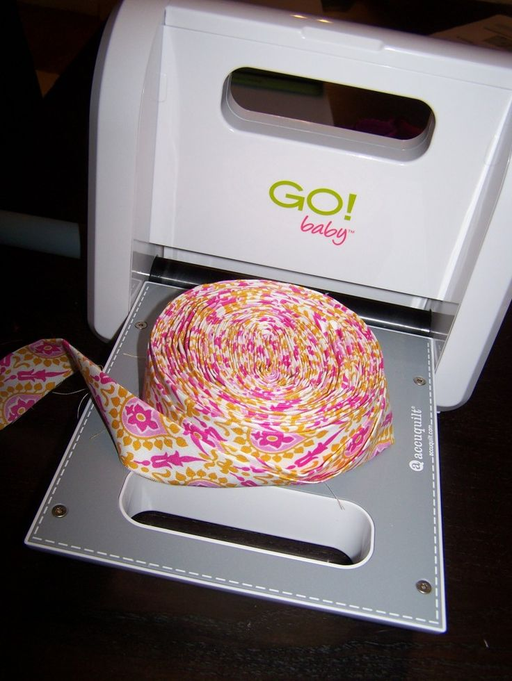 Accuquilt GO! Baby Fabric Cutter Review from Craft Buds