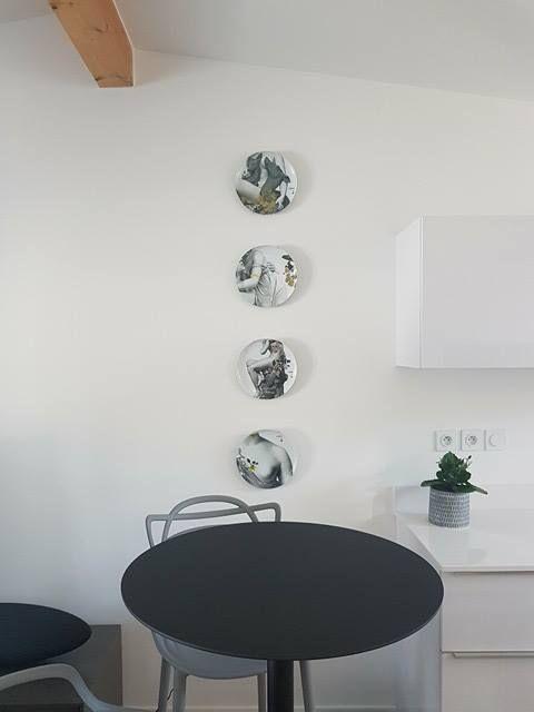 Projet daménagement salon cuisine réalisation keidue² interieur inspi architecte