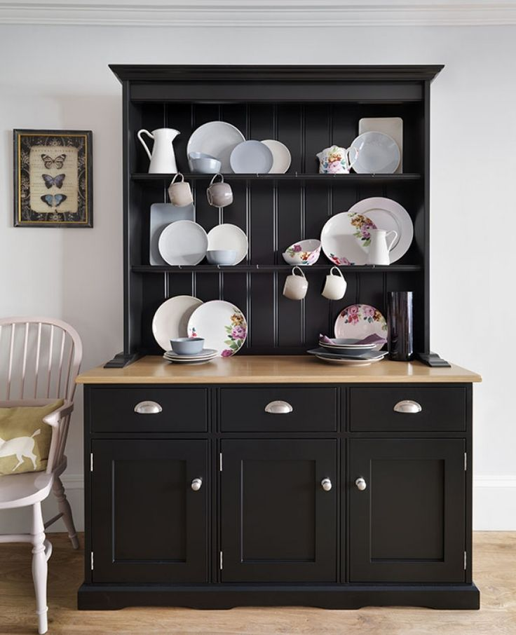 Contemporary Country Style Shaker Dresser From John Lewis Of Hungerford Http