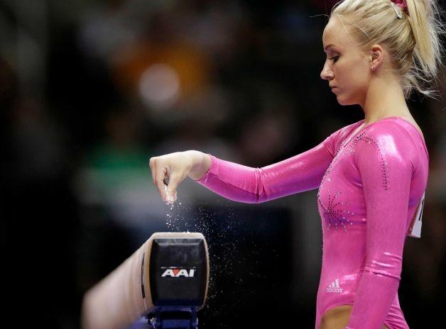 Nastia Liukin, 2012 Olympic Trials