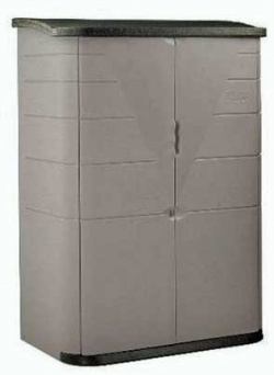 Rubbermaid Sheds