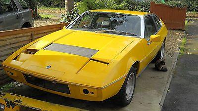 1978 Lotus Eclat Yellow Plus Private Reg  - http://classiccarsunder1000.com/archives/12398