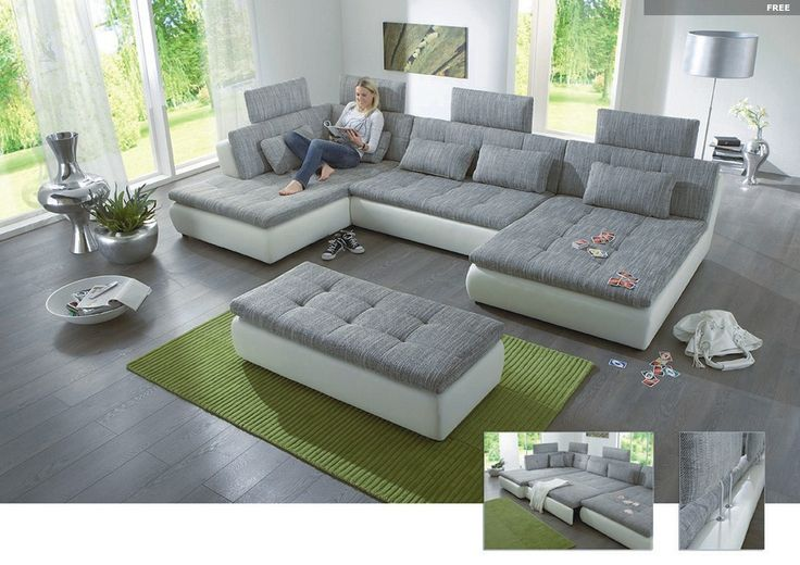 Oregon Sofa 03jpg (890×629) Sofa Pinterest - big sofa oder wohnlandschaft
