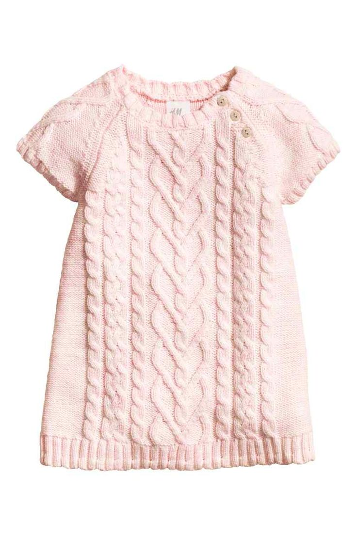 111 Best Robe Jupe Images On Pinterest Toddler Girls Baby Jolie Clothing Patsy Mini Dress Short Sleeved Knitted In A Cotton Blend Containing Some Wool With Pattern Knit Front Sleeves And Buttons One Shoulder