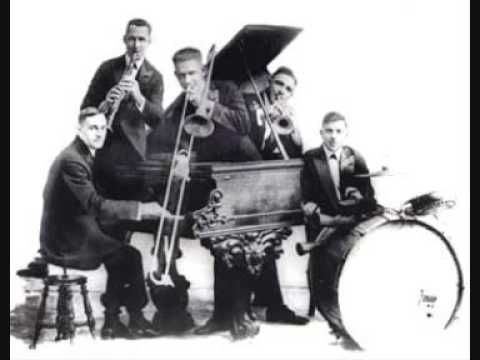 "Original Dixieland Jazz Band performs ""Darktown Strutters Ball"" (1917)"