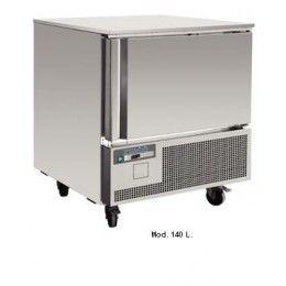 Abatidores temperatura, de acero inoxidable y congelador que puede enfriar y congelar gran cantidad de alimento en poco tiempo. Preservan el sabor, el aspecto y la calidad nutricional de los alimentos.