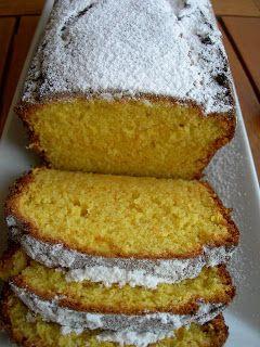 Cocinando entre Olivos: Plum cake de naranja y almendras. Paso a paso