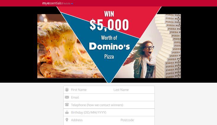 Australia offer: Enjoy the Meal,  Forget the price at Domino's Pizza! #SUNvREB #NZLatMEL #Winx #NZLatMEL #Australia #Domino #DominoPizza #Pizza #Yougot30minutes #justdoit