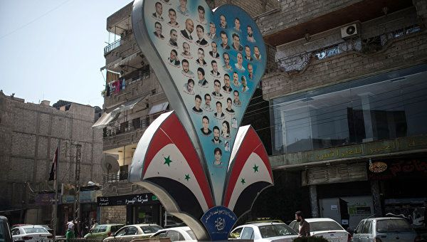 Το Κουτσαβάκι: O Πρέσβης της Συρίας στη Ρωσία: H Δαμασκός είναι έ...