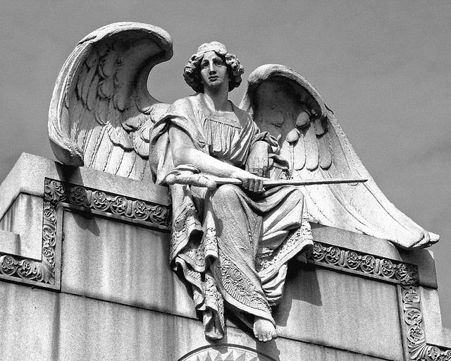 The Sad Angel