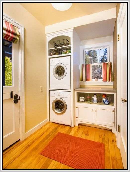 Stackable Washer And Dryer Dimensions - Best Home Design Ideas #