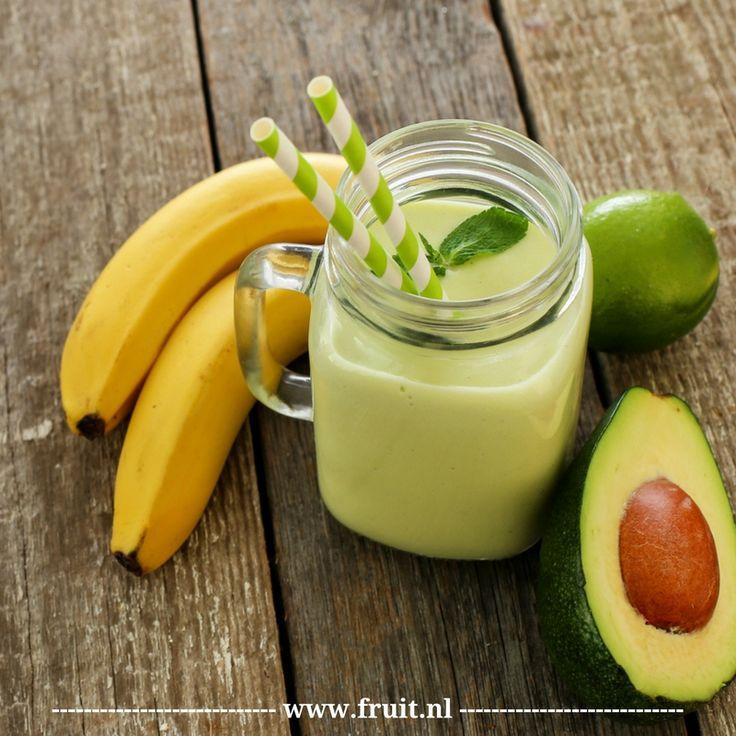 Limoen smoothie recept