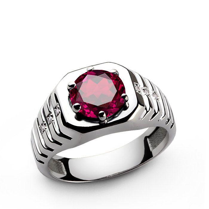 the 25 best mens gemstone rings ideas on