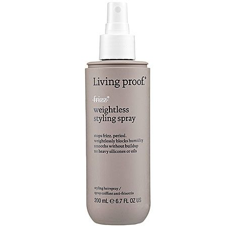 hair styling sprays living proof weightless styling spray a smoothing styling 9043