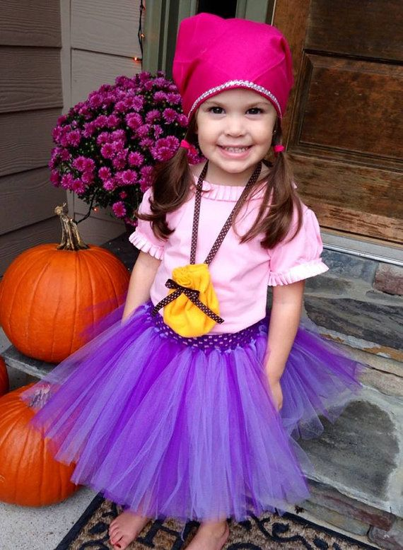 Izzy from Jake and the Neverland Pirates Tutu by BlissyCouture, $60.00 IDEA DIY
