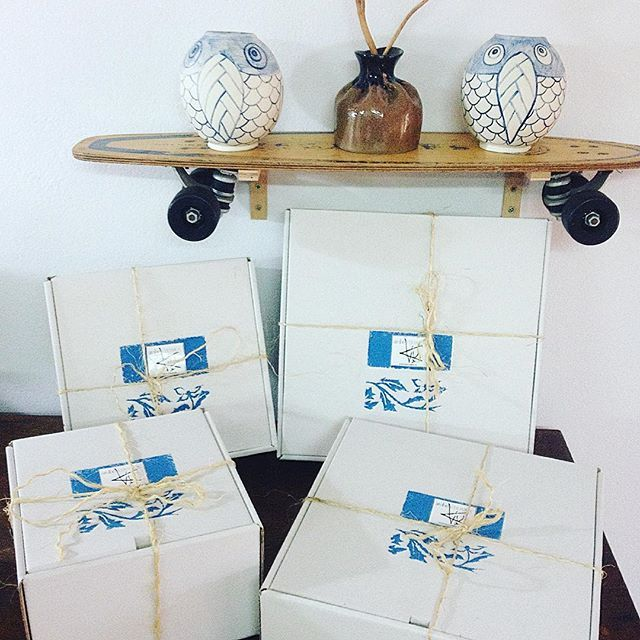Packaging , Arobe Cerámica.
