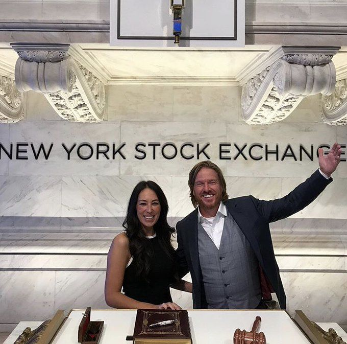 What a day!! #CapitalGaines #booktournyc @chipgaines