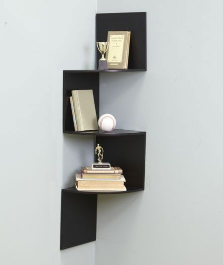 corner wall shelves the lakeside collection - Corner Wall Unit Designs