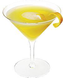 Recette à base de vodka aromatisée du cocktail Choco-Orange. Informations sur la préparation de la boisson, l'alcool, les ustensiles et les ingrédients nécessaires.