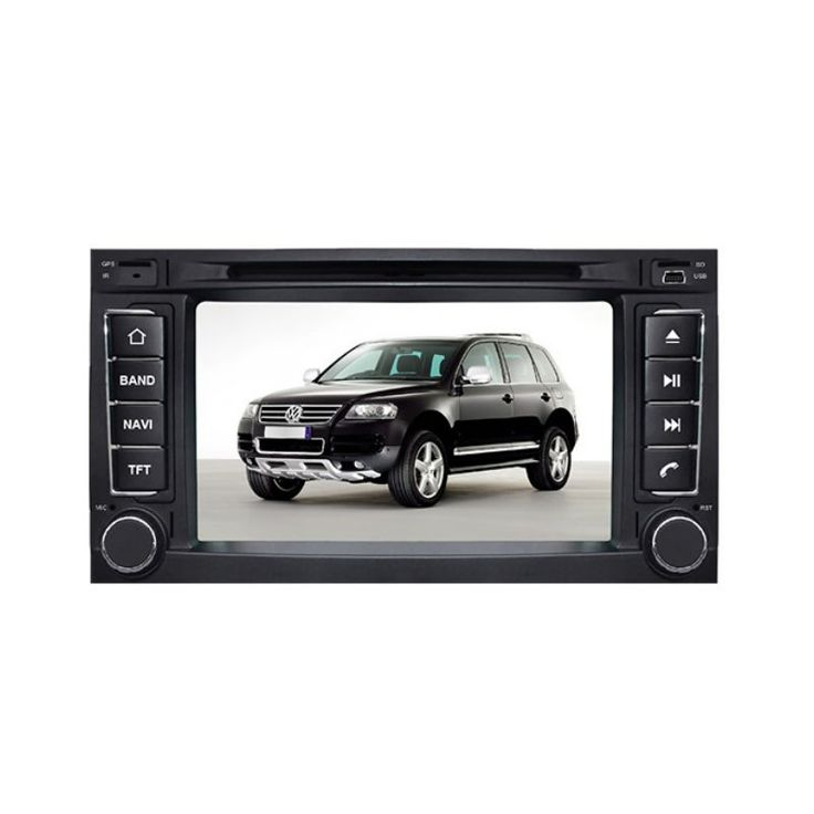 For  VW Touareg 2013-2014- Car DVD Player GPS Navigation Touch Screen Radio Stereo Multimedia System