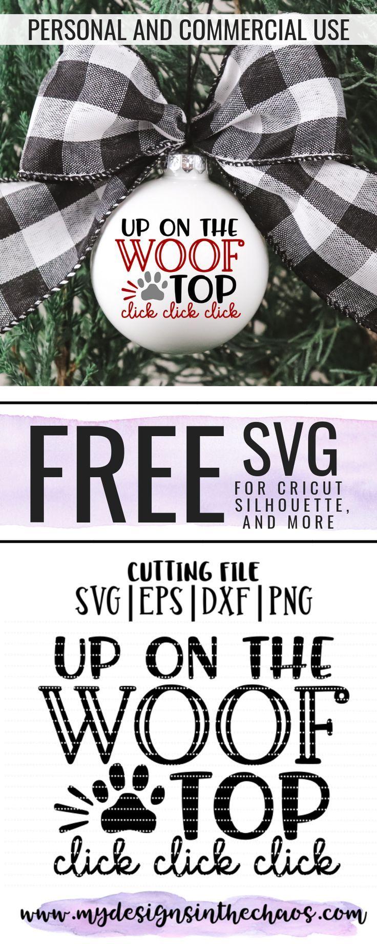 Download Free Animal Lover Christmas SVG Files | Christmas svg ...