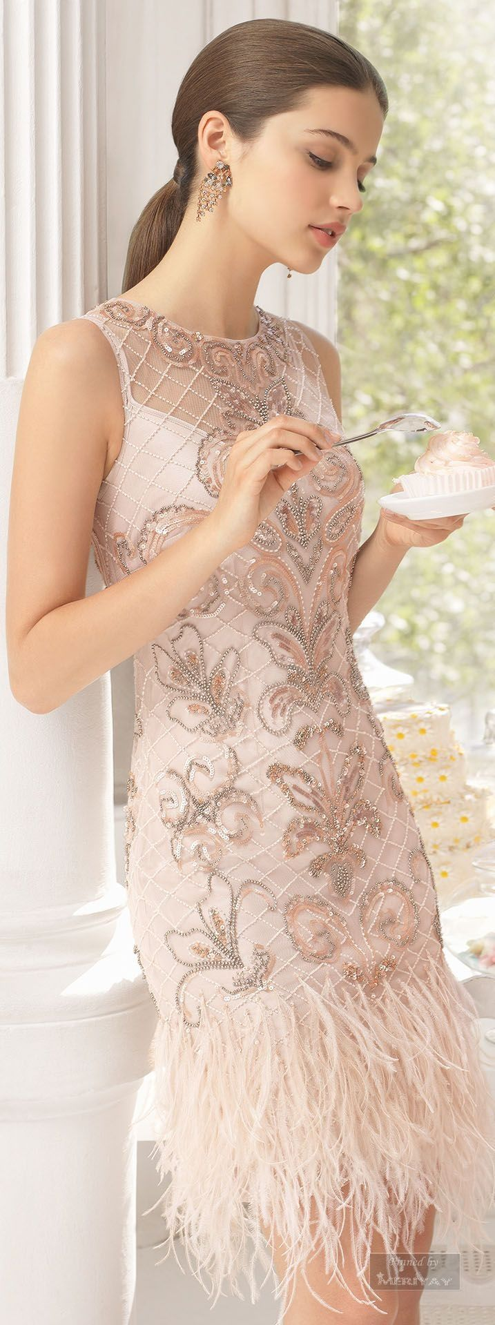 319 best la petite robe rose images on Pinterest | Feminine fashion ...