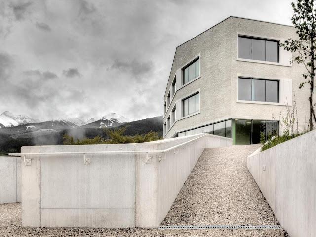 Pedevilla Architekten /// Grundschule Rodeneck