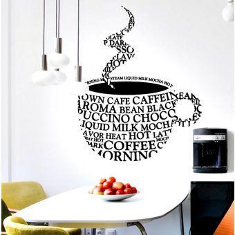 Vinilo Coffe Cup 50 x 70 cm C4A