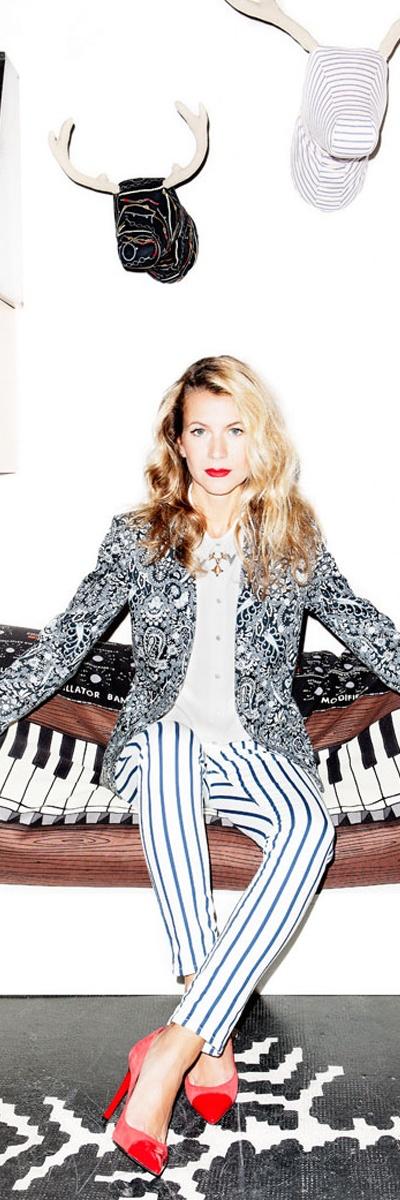 Natalie Joos - MAGAZINE NOVEMBER ISSUE