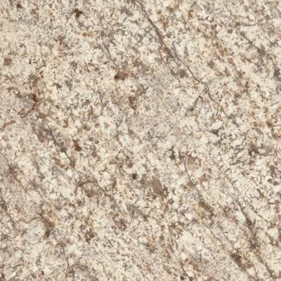 Wilsonart 48 in. x 96 in. Laminate Sheet in Bianco Romano with Mirage-1872K353764896 - The Home Depot