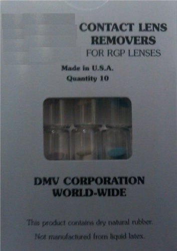 ULTRA Hard Contact Lens Remover 10pk by DMV. $36.99. The DMV ULTRA Hard Contact Lens Plunger is used for the removal and insertion of Gas Permable and Hard Contact Lenses.