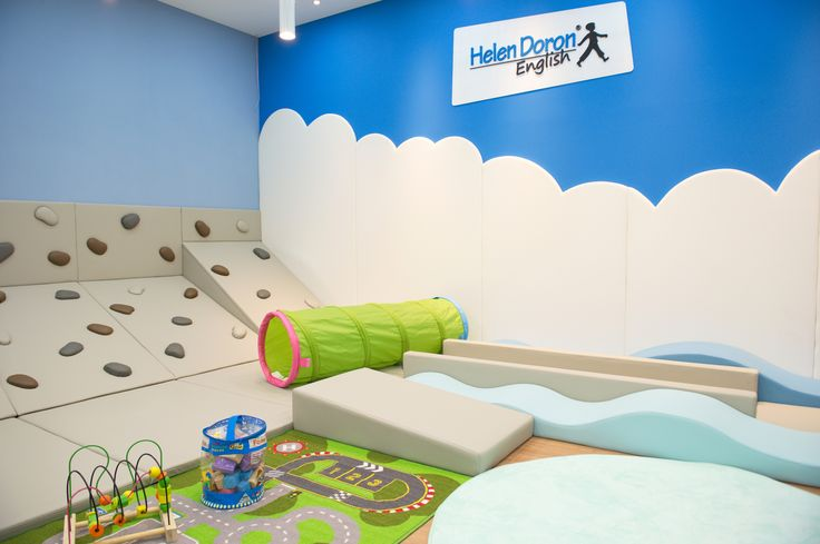 Helen Doron Korea, Busan Lotte Learning Center- Infant Gym